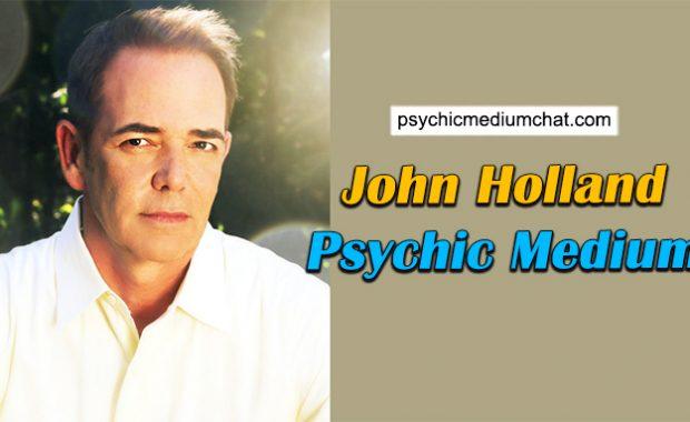 John Holland Psychic Medium