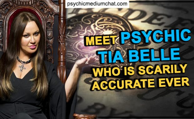 Meet Psychic Tia Belle Who Is Scarily Accurate Ever